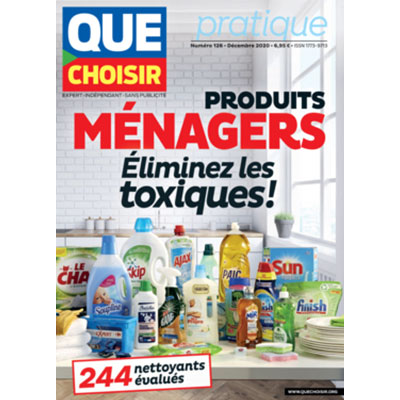 Produits ménagers - Éliminez les toxiques