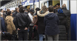 Grèves SNCF