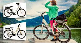 Test - Vélos électriques