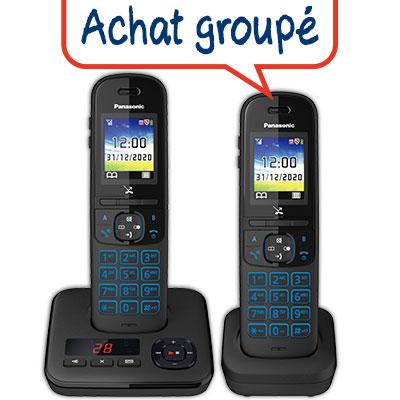 Achat groupé - Téléphone antidémarchage