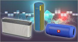 Test - Enceintes Bluetooth portables