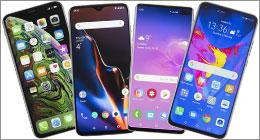 Test - Smartphones